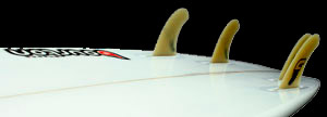 bourotn tow quad fins