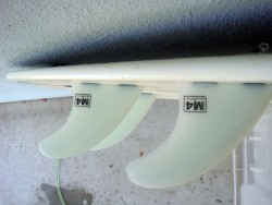 New M4 quattro fin samples